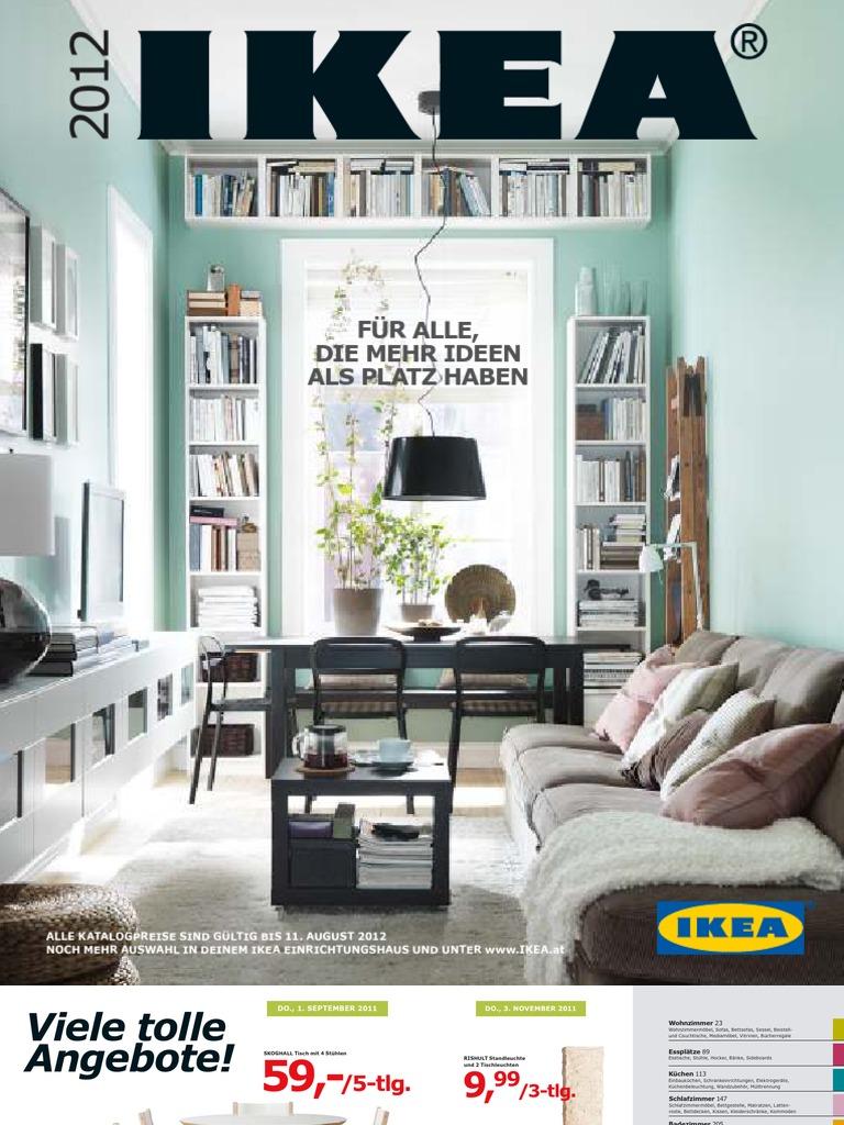 IKEA Catalogue Germany)