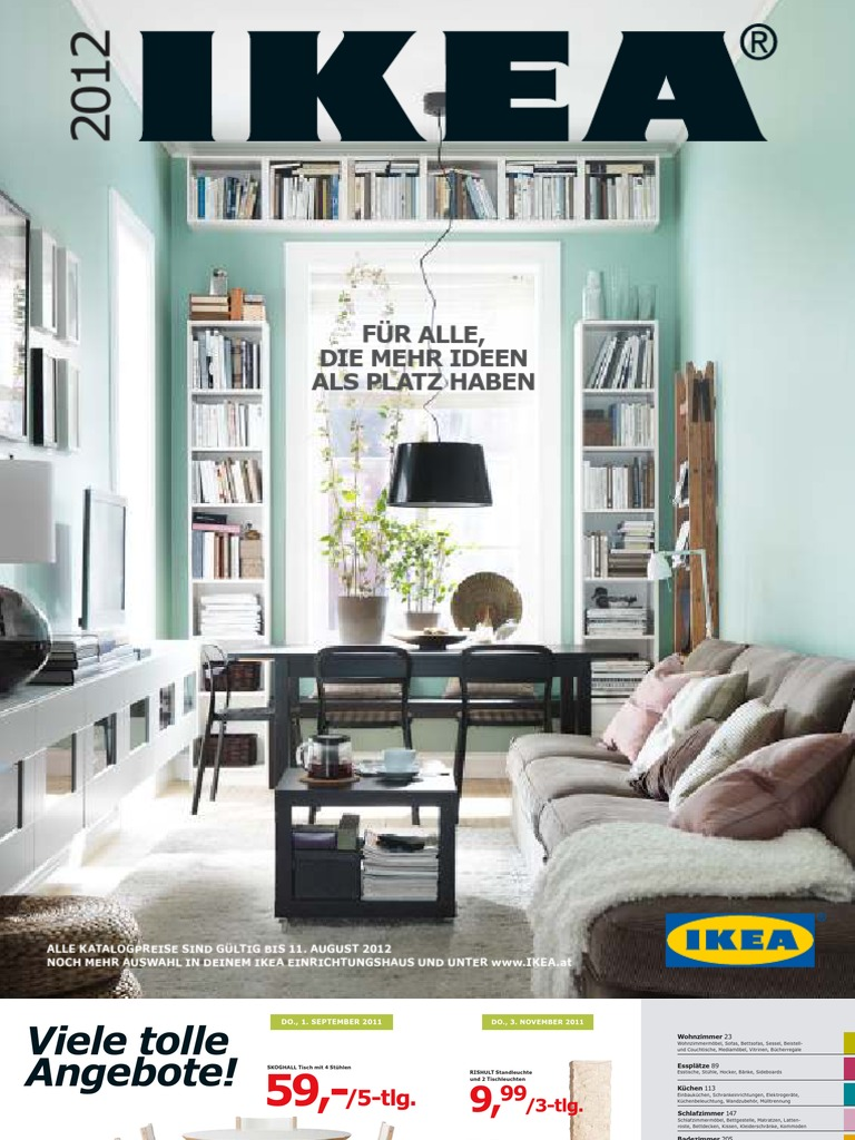 IKEA Catalogue Germany)