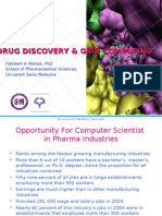 Grid Drug Discovery by DrBib