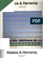 [Architecture eBook] Catalogos de Arquitectura Contemporanea - Abalos & Herreros