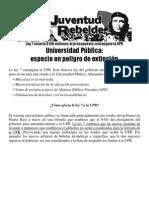 Universidad Pública