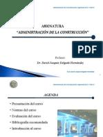 AdministracionDeLaConstruccionI-1Feb12