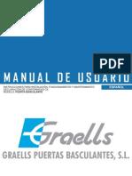 Manual Puertas