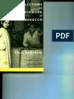 Fieldwork in Morocco - Introdução e Cap.I