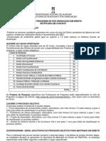 2anexo Direito Retificado Em 10092010 UFAL