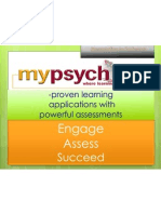 mypsychlab professor