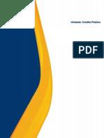 Credito Público - Relação de consumo