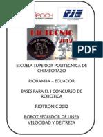 to Seguidores Destreza Velocidad Riotronic2012