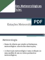 1_Estações Meteorológicas