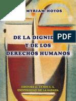 De la dignidad y de los derechos humanos. Una introducción al pensar analógico