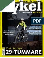 Cykeltidningen Kadens # 2, 2012