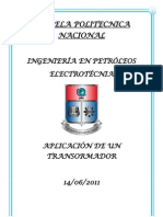 Funcionamiento de Un Transform Ad Or