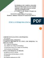 Aula+ética FINAL  CORRIGIDA.ppt