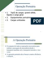 Portos - Un2 - Operacao Portuaria1