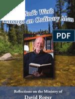 God's Work Through an Ordinary Man