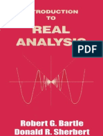 Introduction to Real Analysis-Bartle & Sherbert 2nd Edition