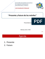 6Presente y futuro de los móviles