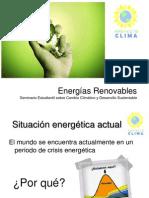 Presentación Energias Renovables