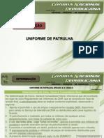 Determinação Uniforme de Patrulha02MAR12