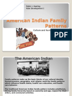 American Indian Family Patterns