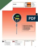 DTM Datasheet