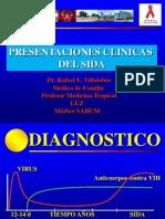 PRESENTACIONES CLINICAS DEL SIDA-versión corta