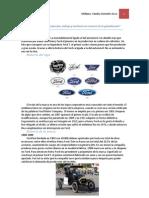 Geografia Actividad Del Modelo Fordista