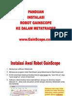 Install Robot