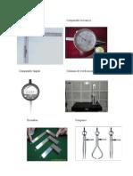 GoniometroComparador mecanico
