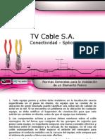 TEMA 16. Splice Conectividad