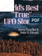 Jenny Randles & Peter Hough - World's Best True UFO Stories