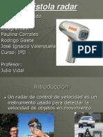 Pistola radar1d 2