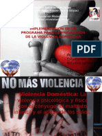 Taller de Prevencion de Violencia