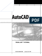 AutoCAD 2000 Visual Lisp Tutorial
