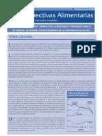 FAO Perspectivas alimentarias (periodo 35)