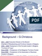 Presentation Genoveva Christova
