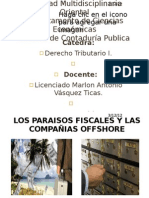 DIAPOSITIVAS PARAISOS FISCALES