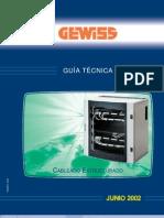 Guía técnica de cableado estructurado GEWISS
