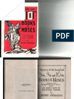 8th, 9th & 10th Books of Moses - Henri Gamache