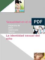 Etapas de Desarrollo Psicosexual