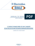 Manual Condicionadores Cassete Rev0