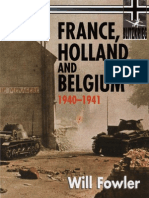 Blitzkrieg 02 France Holland and Belgium 1940-1941