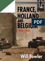 Blitzkrieg 02 France Holland and Belgium 1940-1941