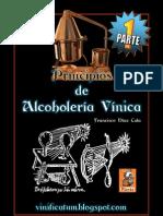 Principios de Alcoholería Vínica (Parte I)