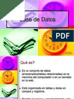 Base de Datospor Raulrodriguez