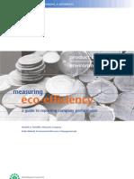 Measuring Eco Efficiency