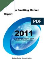 China Iron Smelting Market Report