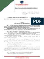 Estatuto e Plano de Carreira e Remuneracao Do Magisterio Lei Complementar Nc2ba 211 2009
