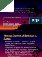 Barbados Death Penalty