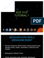 SCE3110 Tutorial 1